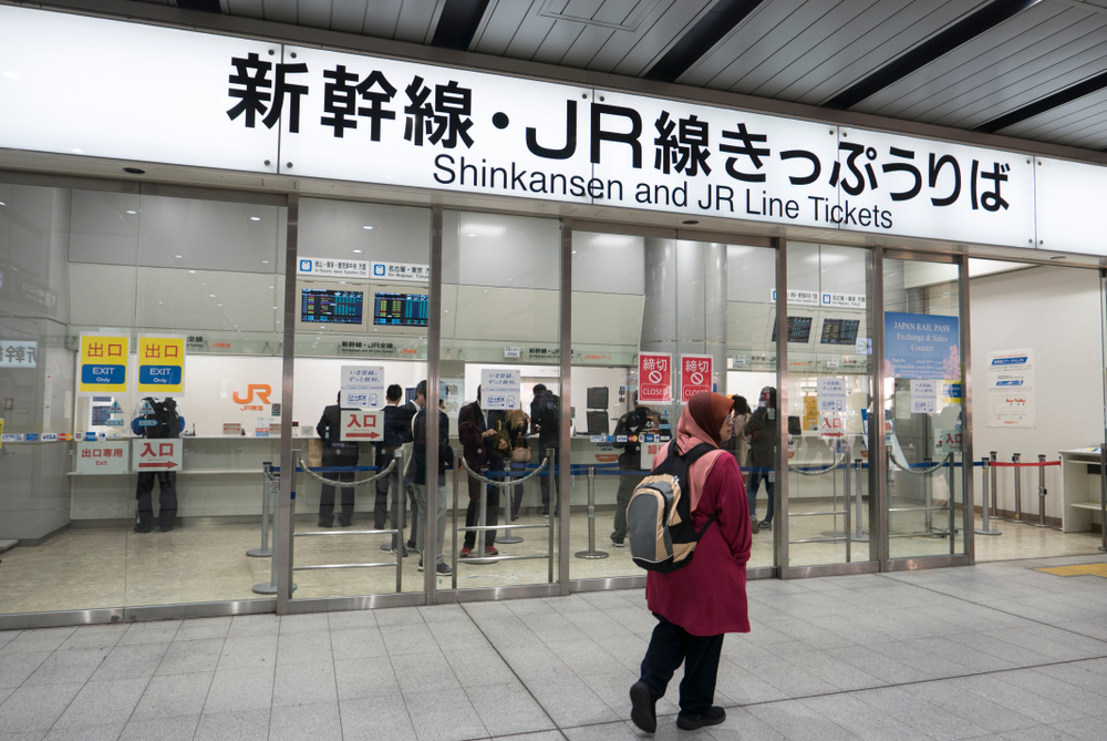 Reservation needed for large luggages on Shinkansen from May 2020 JR Ticket office