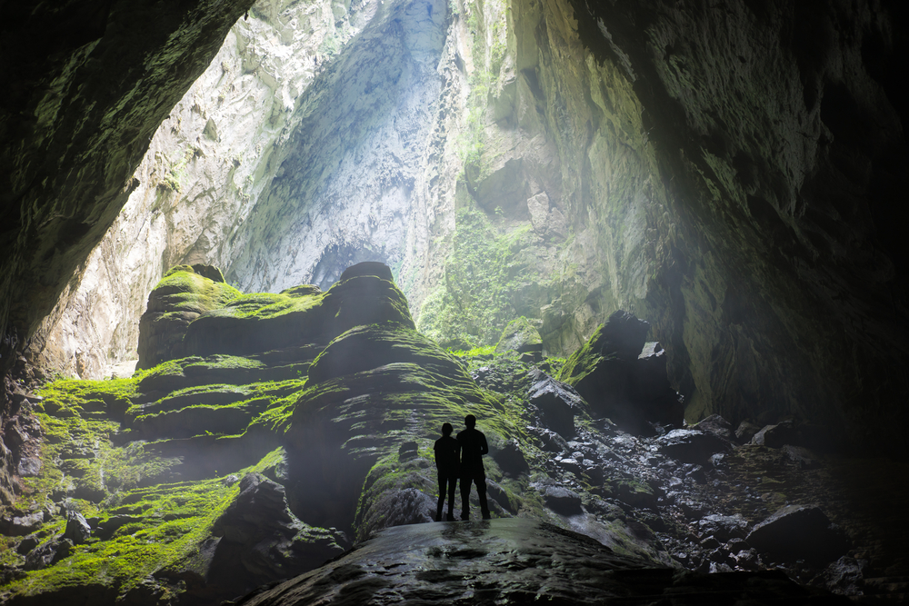 UNESCO sites in vietnam son doong cave