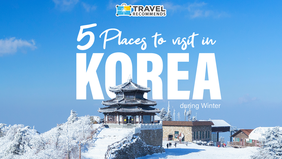 5 Places to Visit in Korea during Winter