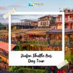 Jiufen Shuttle Bus Day Tour