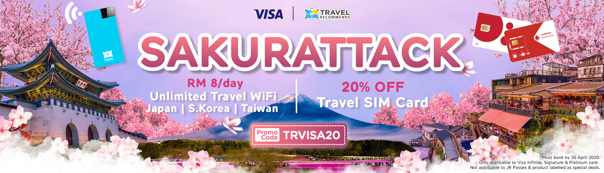Sakura attack cherry blossom season 20% off visa sitewide