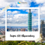 Taipei 101 Observatory Travel Recommends Taiwan Cherry Blossom Guide