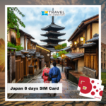 Travel Recommends Japan SIM Card