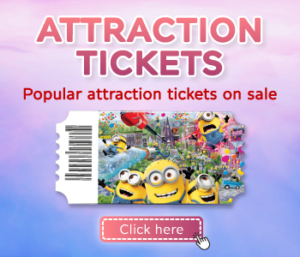 Attraction tickets Travel Recommends