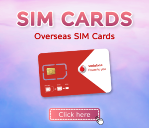 SIM Cards Travel Recommends