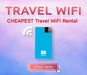 Travel WiFi Travel Recommends