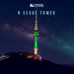 N Seoul Tower in Korea Cherry Blossom Guide