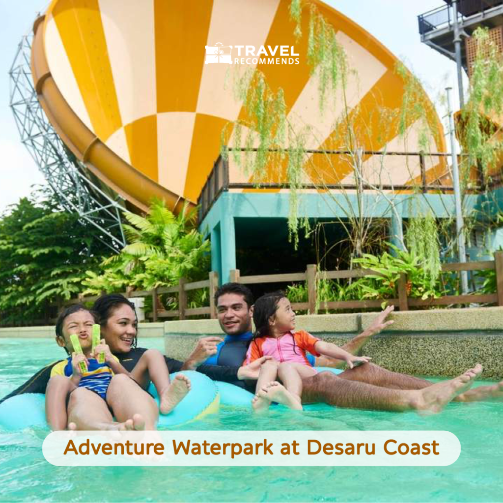 Adventure Waterpark at Desaru Coast