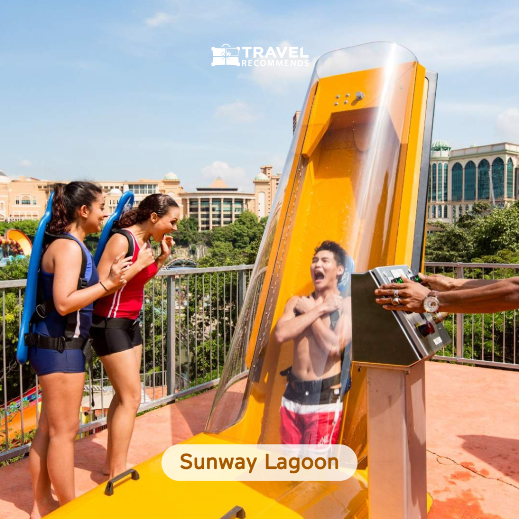 Sunway Lagoon Travel Recommends Malaysia