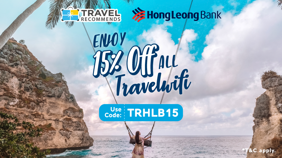 Exclusive: 15% OFF Travel WiFi Deal!