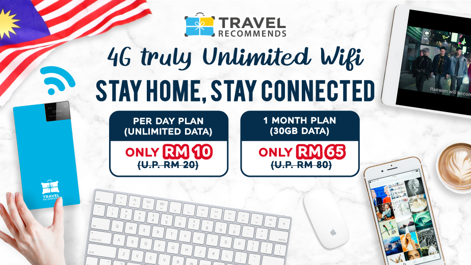 Find Out ALL You Need to Know About Malaysia WiFi!