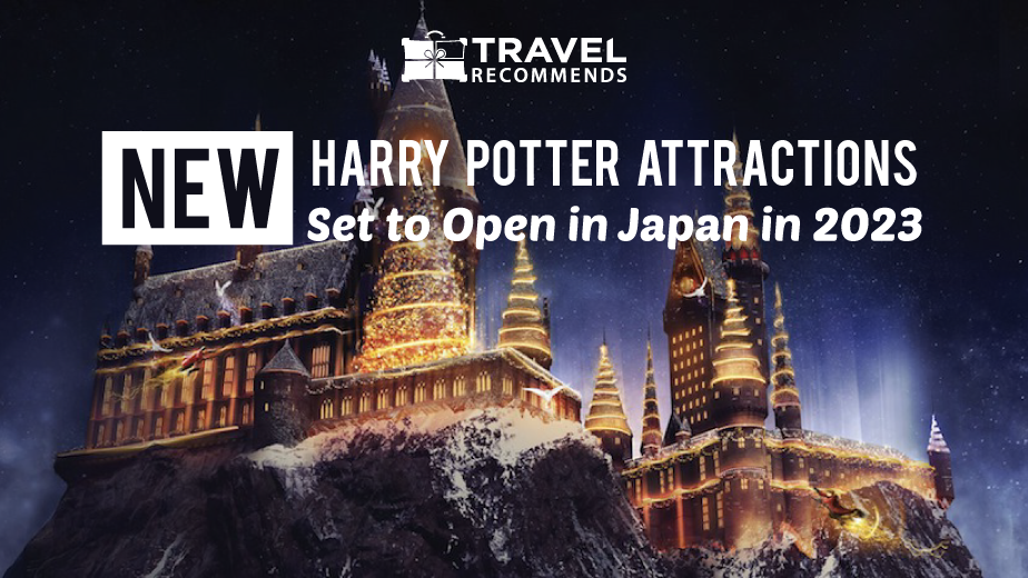 Good News for Potterheads! New Harry Potter Attractions Set to Open in Japan in 2023