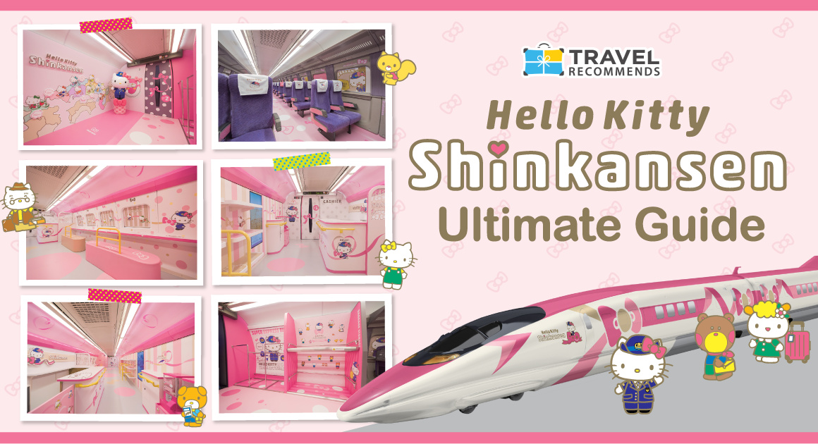 Hello Kitty Shinkansen – Your Ultimate Guide