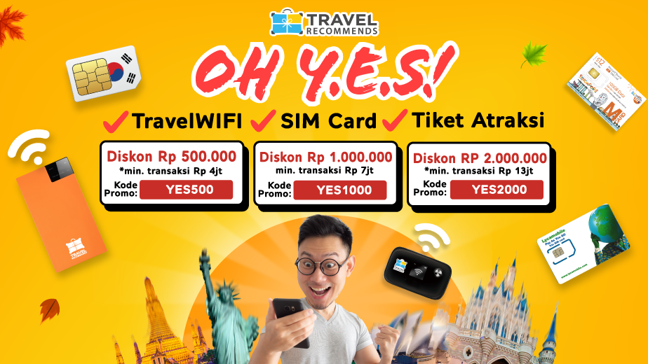 promo travel wifi