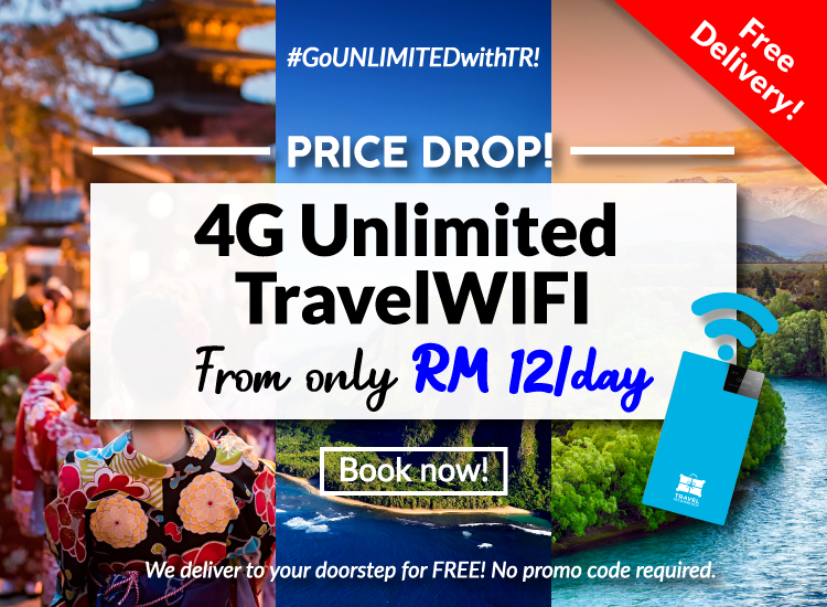 Travel Recommends - Portable Travel WiFi Rental, SIM Cards